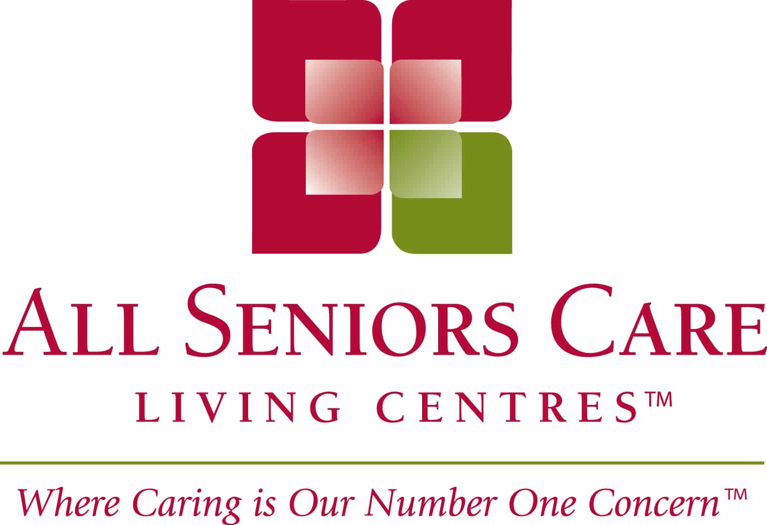 All Seniors Care logo