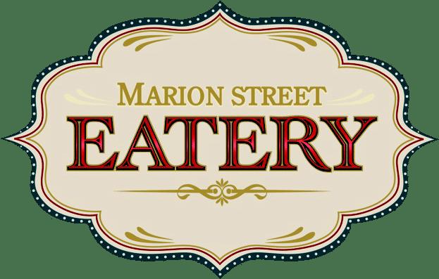 Marion Street Eatery Logo