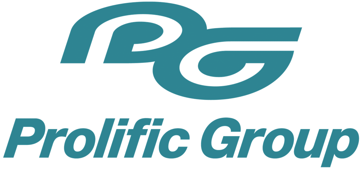 Prolific Group - portrait logo